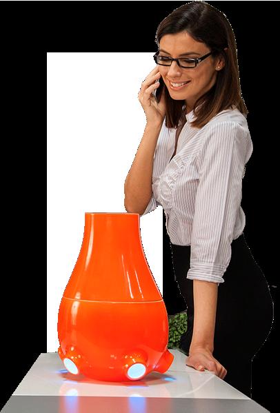 SOL-ONE Smart air hostess