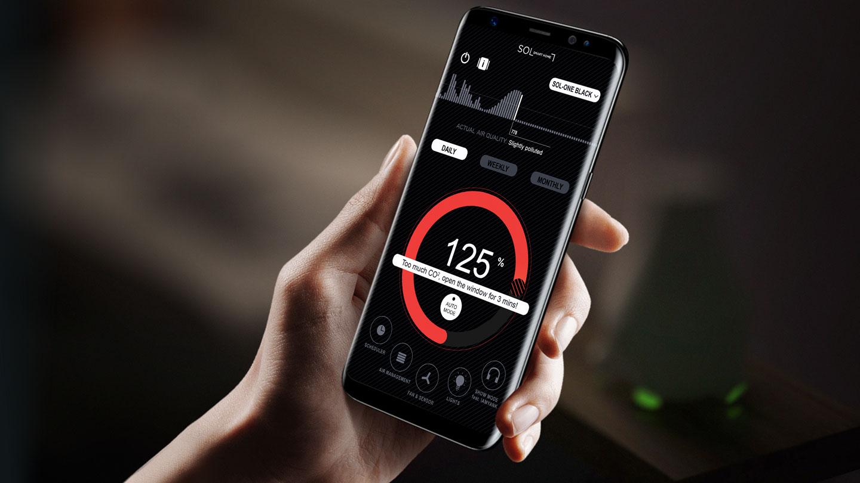 SOL feature - remote app