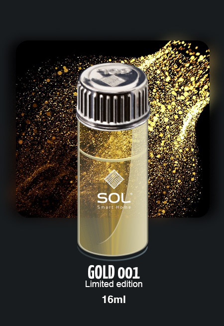 SOL-ONE Scenting perfume - Gold 001 - Shop item
