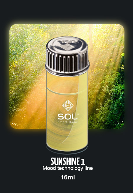 SOL-ONE Scenting perfume - sunshine 1 - Shop item